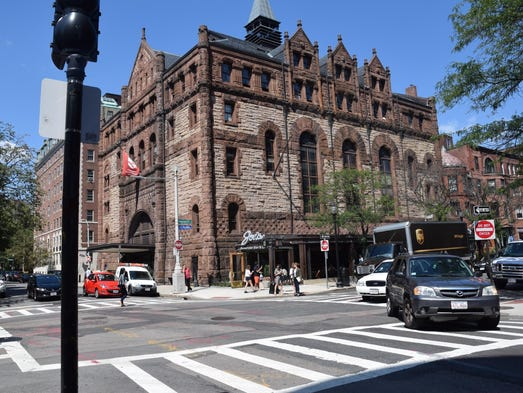 Hot on tripadvisor 25 surging attractions for 166 terrace st boston ma