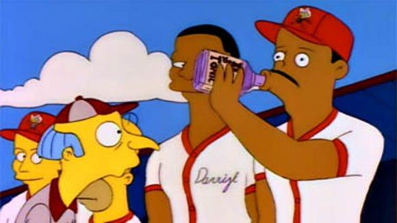 "Ken Griffey Jr. on ""Homer at the Bat"""