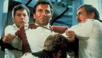 """Admiral Kirk's """"Khaaan!"""" became instantly legendary in 'Star Trek II: The Wrath of Khan,' which returns to theaters Sept. 10 and 13."""