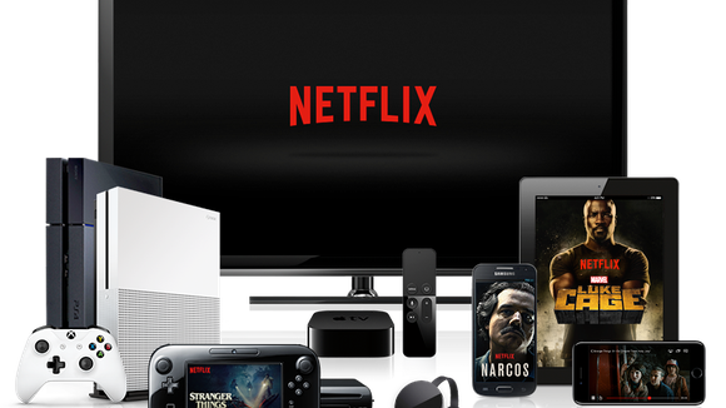 Netflix streaming on multiple devices