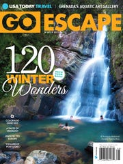 USA TODAY GoEscape will be on newsstands through Jan.