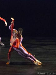 Jorge Arceo will be dancing the Tallahassee Ballet's