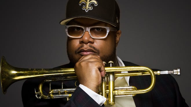 Nicholas Payton plays at Kilbourn Hall.
