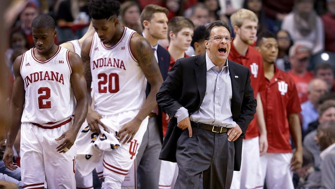 For basketball fans in Indiana, there's one glaring omission in this year's NCAA tournament field — Indiana.
