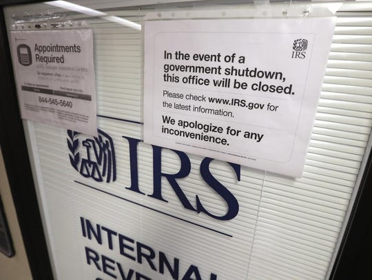 In the week of Jan. 28, the IRS answered only 48 percent