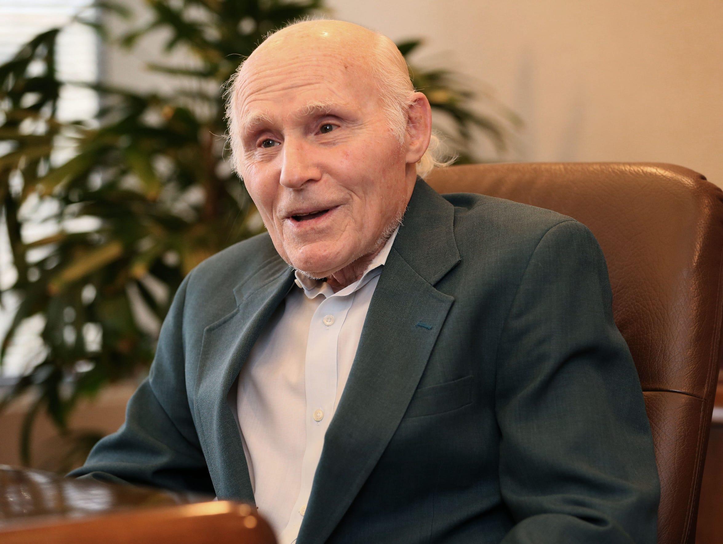 Herb Kohl, former U.S. senator and longtime owner of