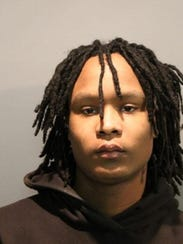 Natrell Jackson's arrest photo disseminated by Chicago police in 2016.