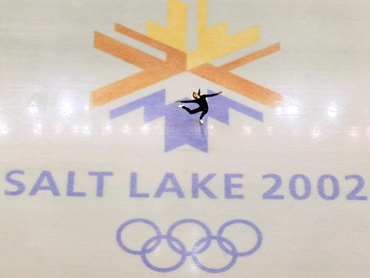 AP WINTER OLYMPICS SALT LAKE CITY S FIG OLY FILE USA UT