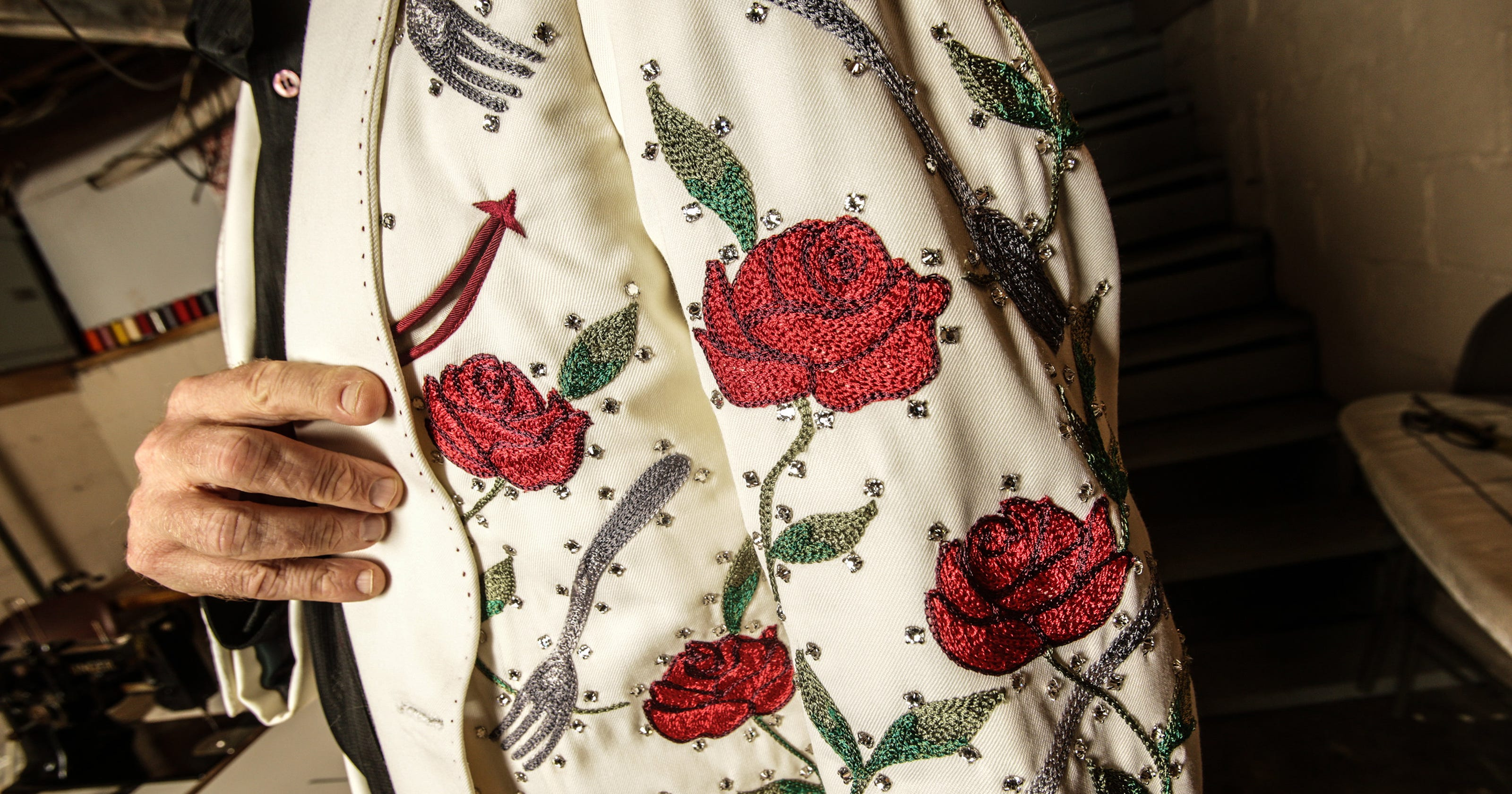 Indys Rhinestone Cowboy Suit Is Back For Tonic Ball