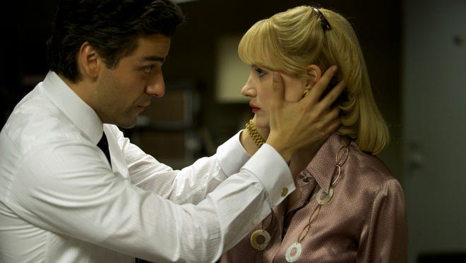 """Oscar Isaac and Jessica Chastain star in J.C. Chandor's """"A Most Violent Year."""""""