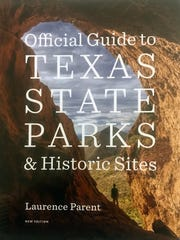 Official Guide to Texas State Parks & Historic Sites will be available in June.