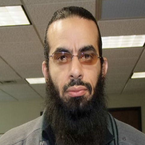 Ahmad Jebril of Dearborn, Mich., has been ordered by U.S. District Judge Gerald Rosen to stay within the eastern half of Michigan and tell his probation officer about his activity on social media accounts, if requested.