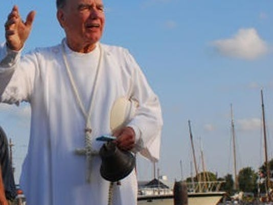 Rev. Henry Zollinhofer