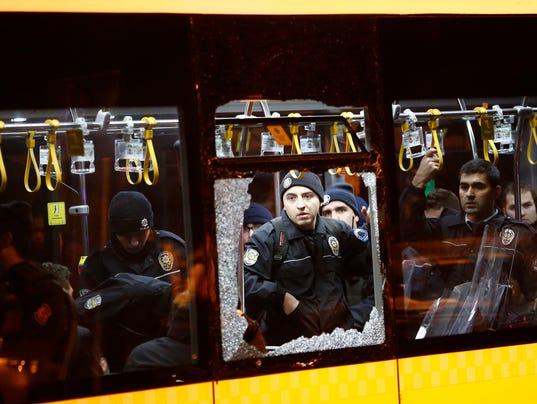 Independentie More Than 2 Dozen Killed In Blasts Near Stadium Turkey