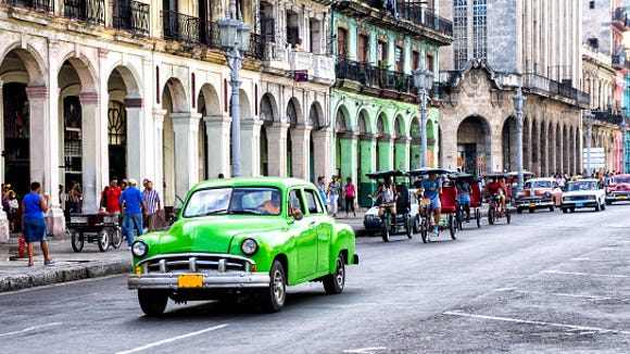 About 30 students from Delaware Law School will head to Havana, Cuba, next month for a trip organized as part of a new class on emerging economies.