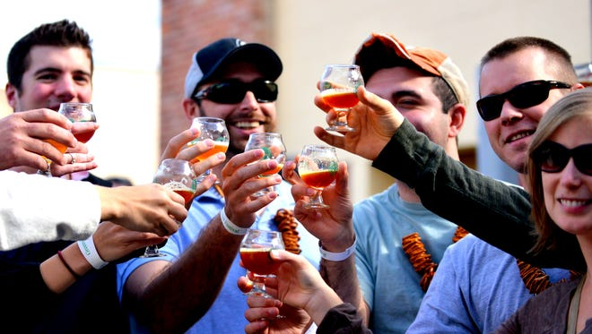 Community Tap Craft Beer Festival coming April 29 to Fluor Field.