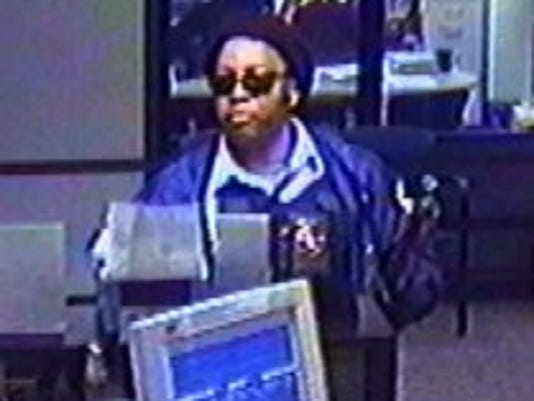 Xerox Federal Credit Union robbery