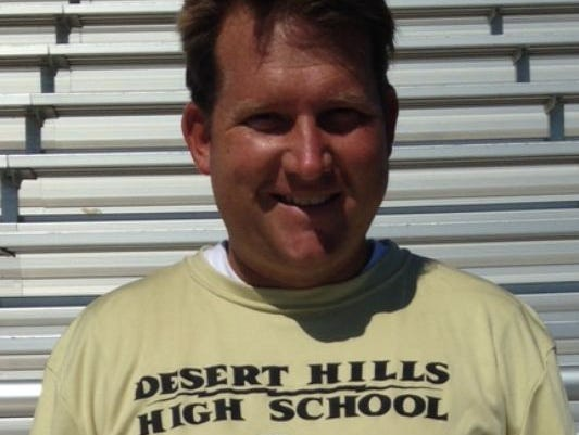 Desert Hills head coach Benji Nelson has the team off to its best start in program history. The Thunder have a perfect 6-0 record and lead the state in goals scored with 43. DHHS has outscored its oppenents 43-2 so far this season.