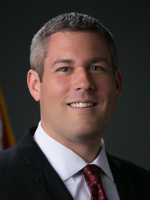 Monroe County Clerk Adam Bello.