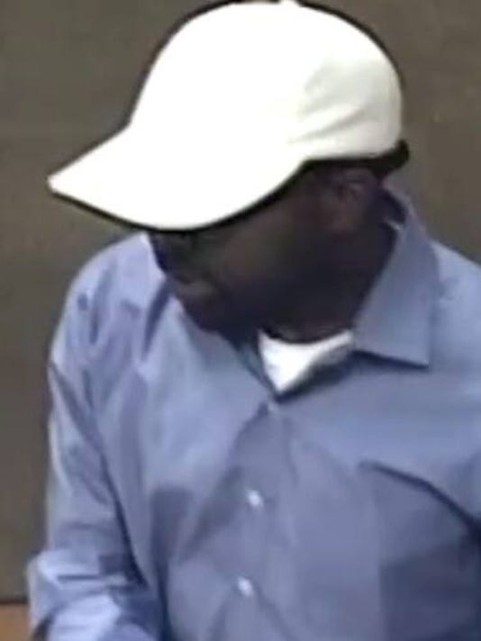 Bank robber in West Melbourne