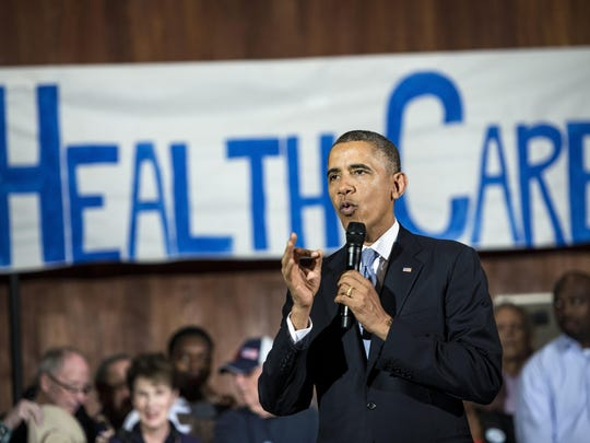 President Obama has strongly promoted Affordable Care Act health care enrollment. In Florida, thought, there is a health care coverage gap caused by the state's decision not to expand its Medicaid program.