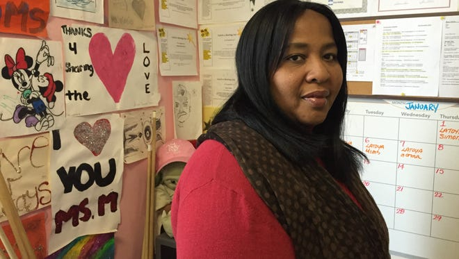Patricia Mims is an assistant director at the Children's Village Sanctuary Shelter, which provides a haven for runaway and homeless children in Westchester and Rockland counties.
