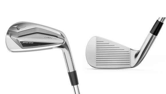 Best Gifts for Golfers 2018: Mizuno JPX 919 Forged Irons (Photo: Mizuno)