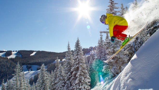 With 193 runs spread across 5,289 acres, Vail, Colo., is a destination on many skiers' wish list. It has runs for all ability levels and an easily navigable, Bavarian-themed pedestrian village, making it popular with all types of skiers.