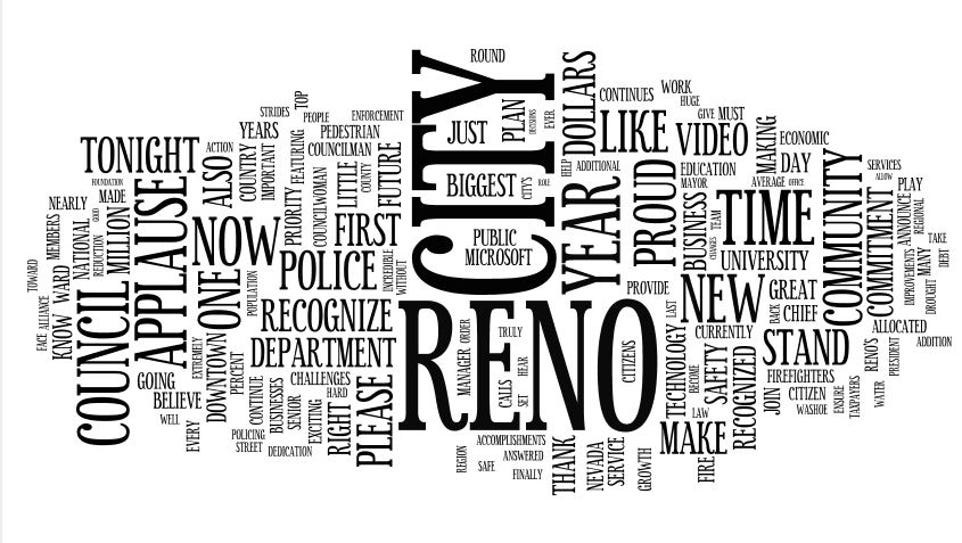 This is a Wordle-generated word cloud of Schieve's