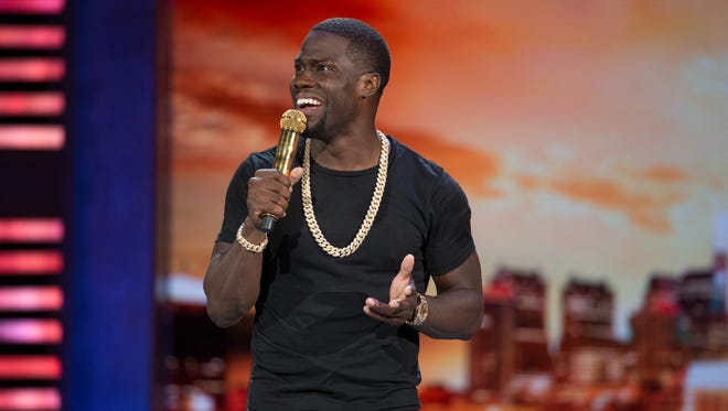 """""""Kevin Hart: What Now?,""""  follows the star's 2013 concert movie """"Let Me Explain."""""""