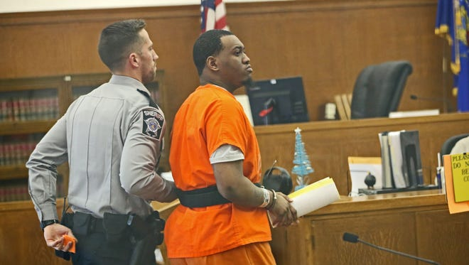 Arlis Gordon was sentenced Thursday in the homicide of 5-year-old Laylah Petersen.