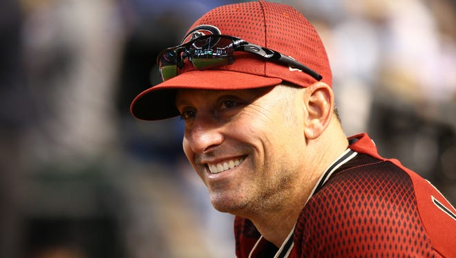 Torey Lovullo led the Diamondbacks to the fifth-best record in baseball in 2017, and the third-best in the National League.
