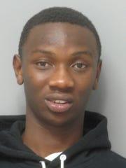 Abdi Sharif, 18, of Burlington