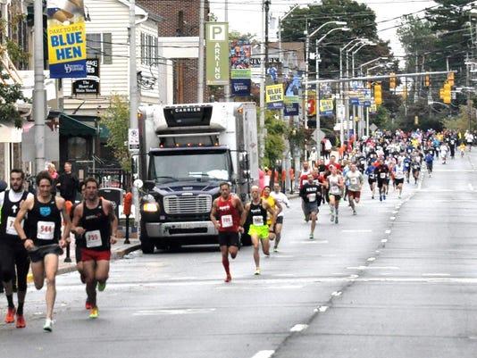 Main Street Mile