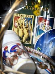 Palmyra man and Olympic volunteer Daryl Jones has been