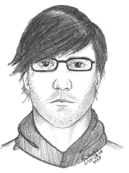 Police released a composite sketch of the man seen