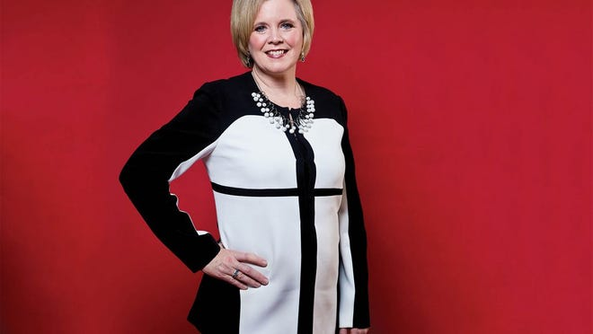 EMH&T President Sandy Doyle-Ahern