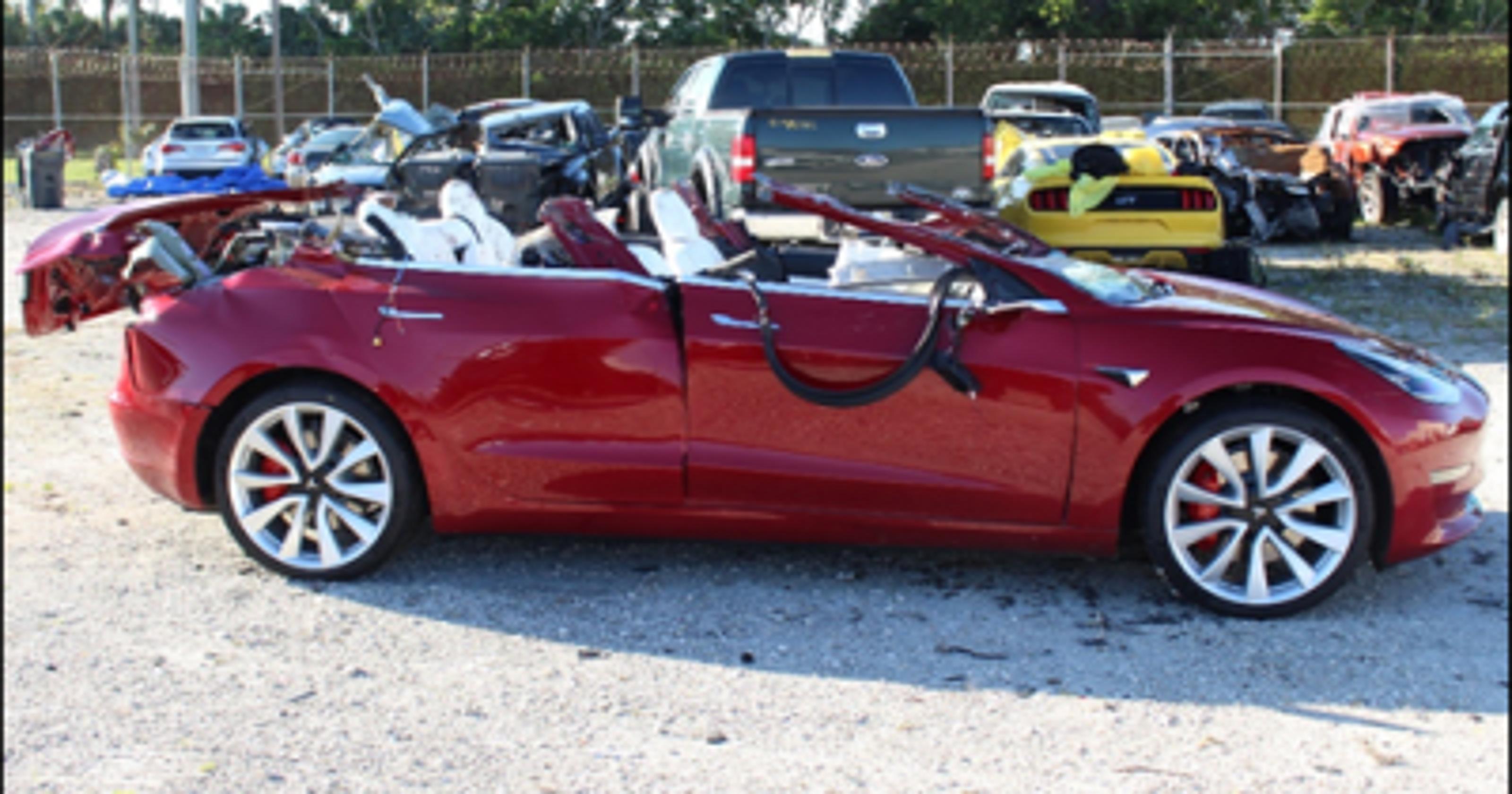 Tesla's Autopilot was active during fatal Model 3 crash