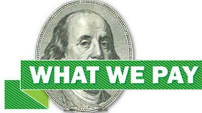 What we pay series