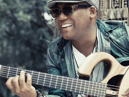South African guitarist Jonathan Butler will be among