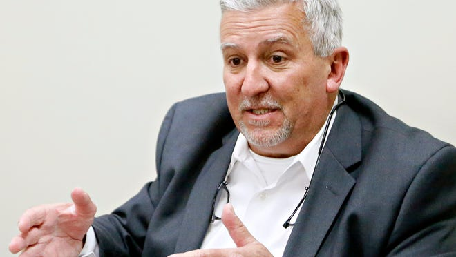 State Sen. Mike Folmer, who represents part of York County, is concerned with the ability of the state election system to withstand hacking.