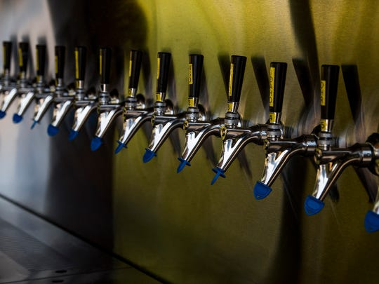 Avondale Brewing Co. served its first craft brew less than seven years ago inside a former biker bar and bordello, ignitingan economic surge that's led to a 75 percent jump in occupancy and a nearly $100,000 spike in home pricesin the east Birmingham neighborhood of Avondale.