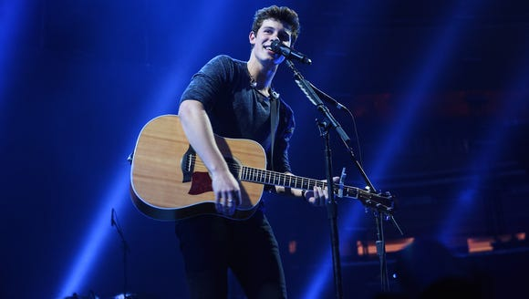 Shawn Mendes brought 'Illuminate' to New York's Madison