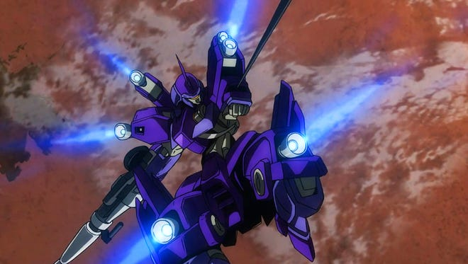 "I have a name, darn it! It's tough being Gaelio Bauiduin in ""Gundam: Iron-Blooded Orphans."""