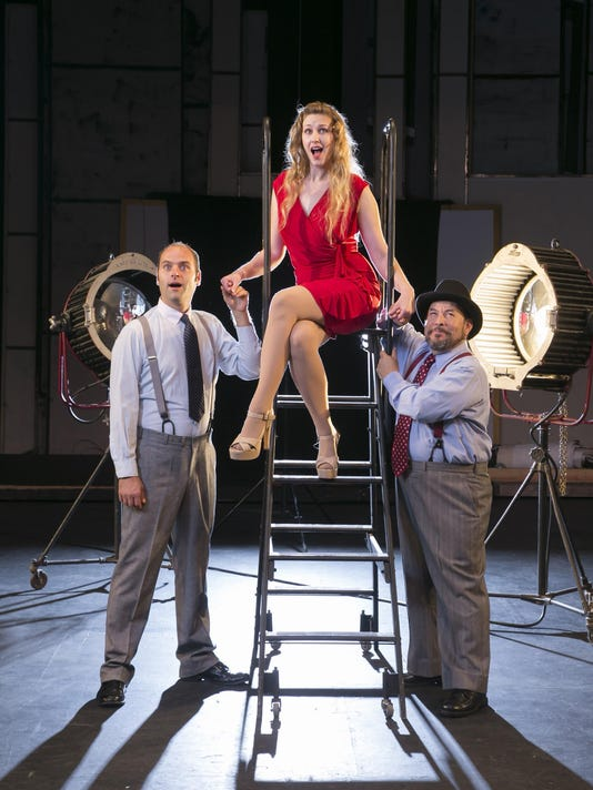 TheWesternStage_TheProducers_byRichardGreen_ladderandlights