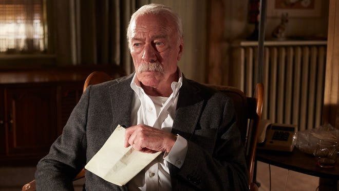 """Christopher Plummer in a scene from """"Remember,"""" now playing in select theaters."""