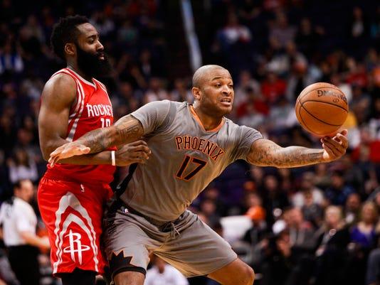 Suns vs. Rockets