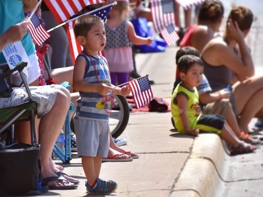 Fourth of July Alamo 1