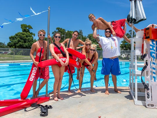 The City of Melbourne is now hiring lifeguards and