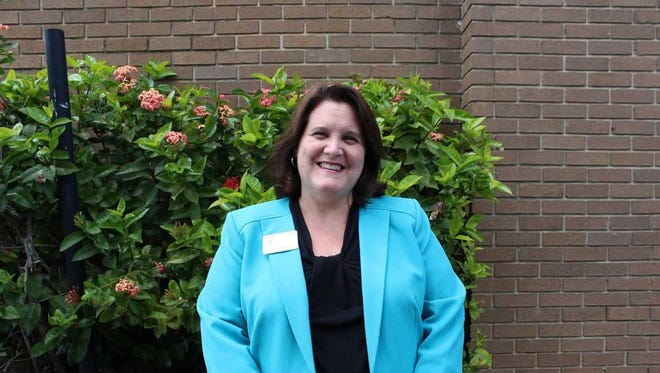 Roxanne Dyer is executive director of Guardian ad Litem Foundation, 20th Judicial Circuit Inc.